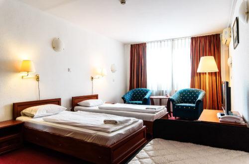 Budget Hotel | Stag Republic