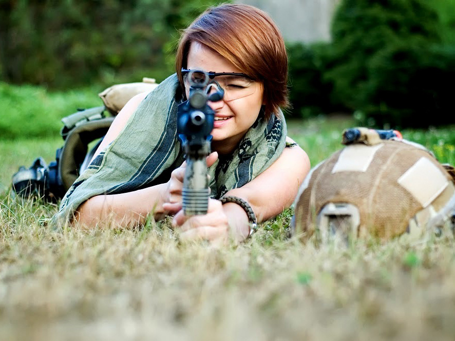 Krakow airsoft military games