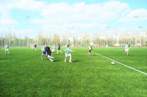 Krakow Five-a-Side Football | Krakow Sports Tours