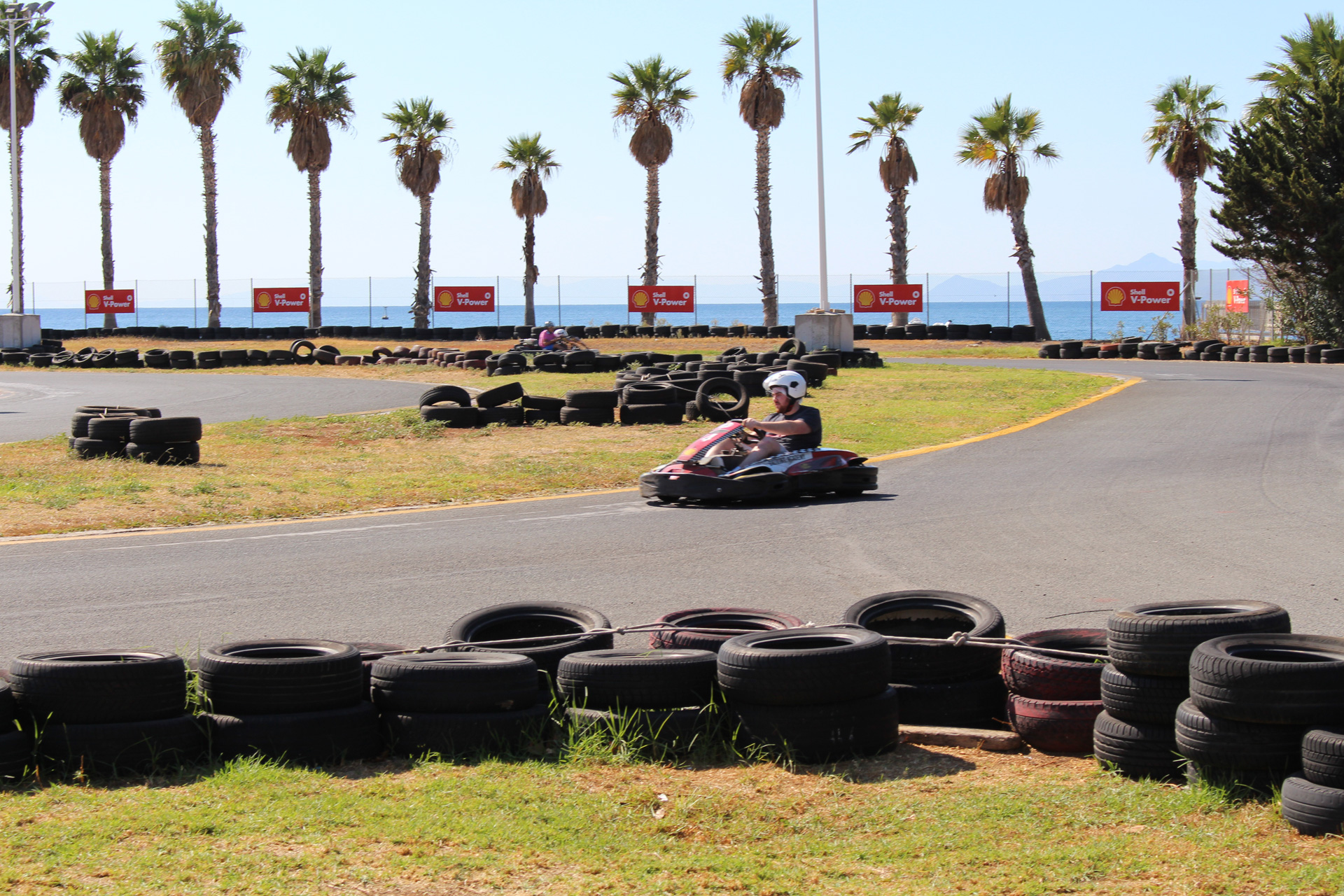 Athens Go Karting by the Sea