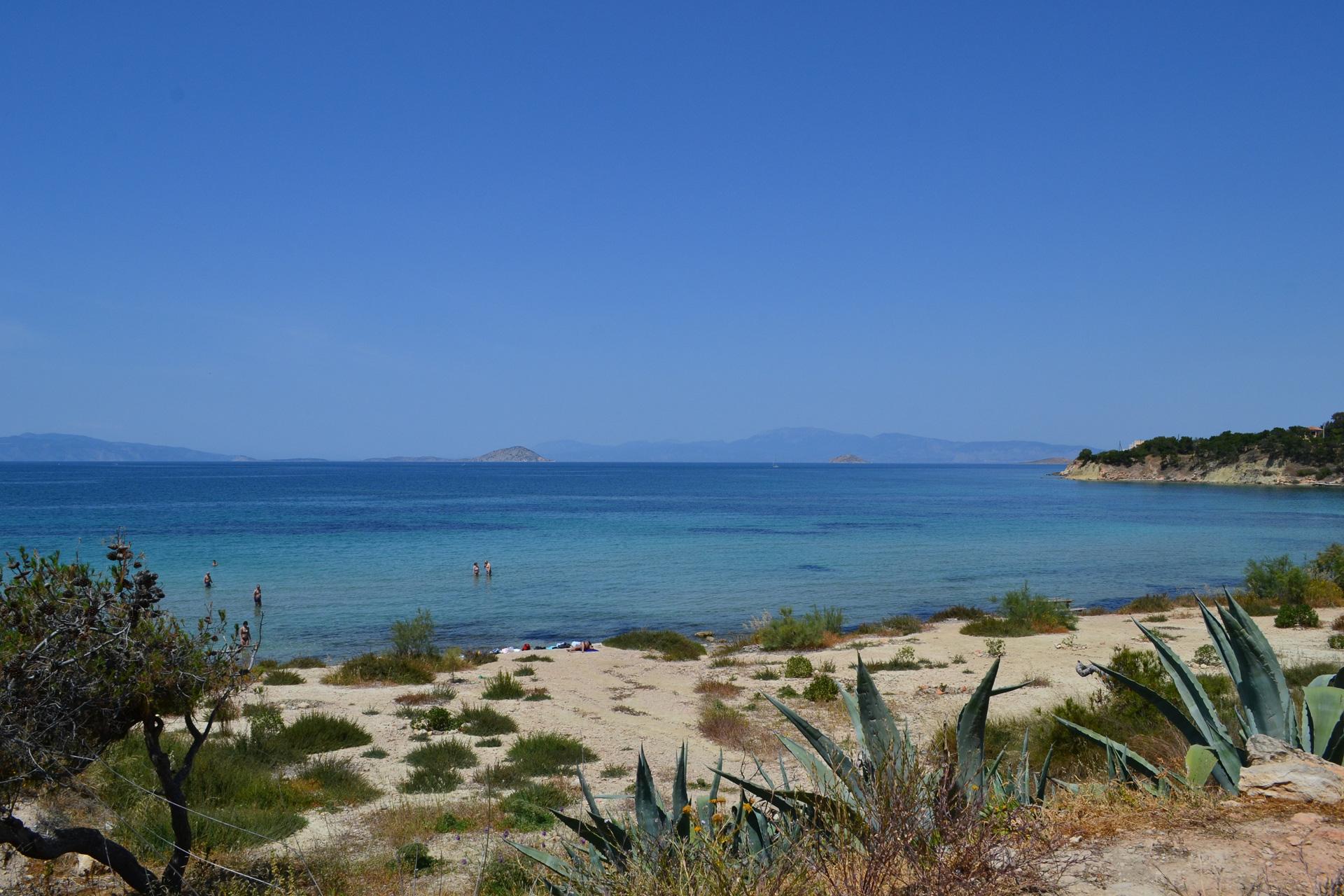 Athens Island Tour – Cruise Ship