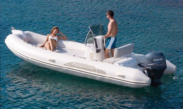 Athens activity Rib Boat Cruise