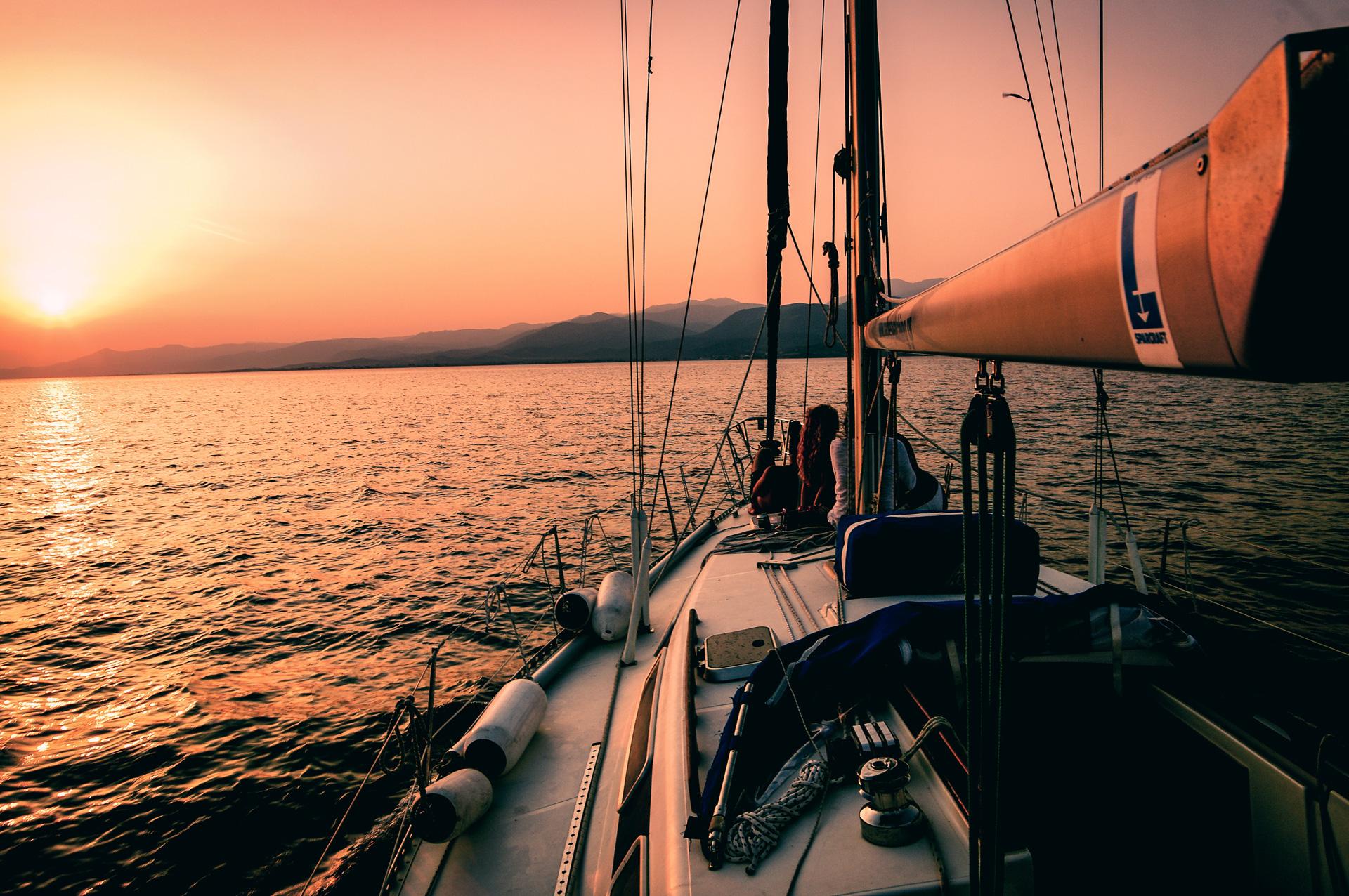 Sailing Boat Athens activity