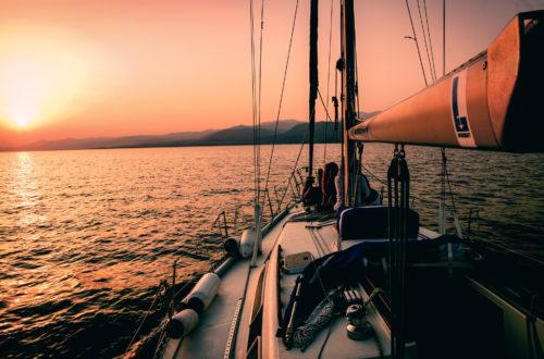 Athens Day Activity Sailing Boat