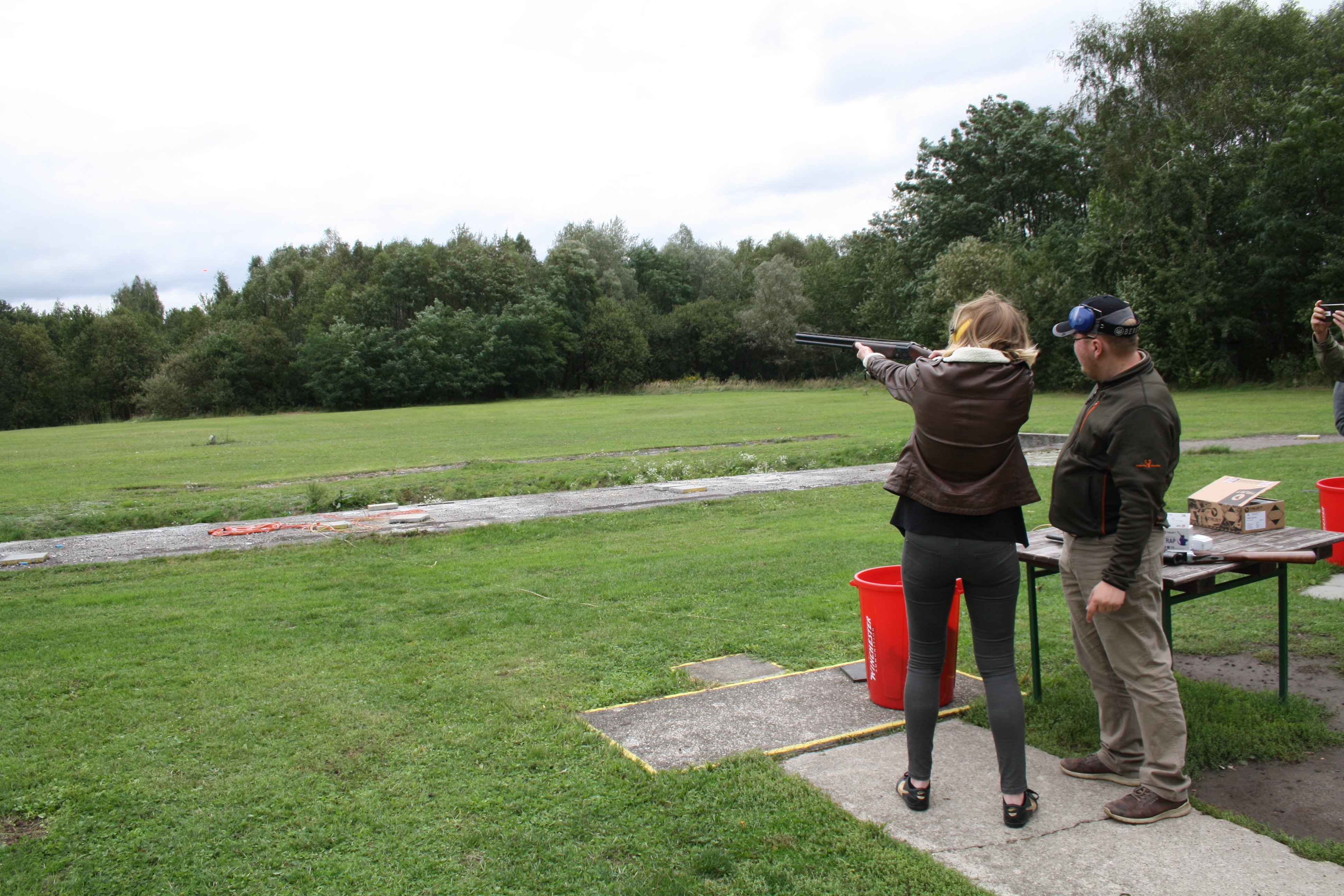 Clay Pigeon Shooting Budapest