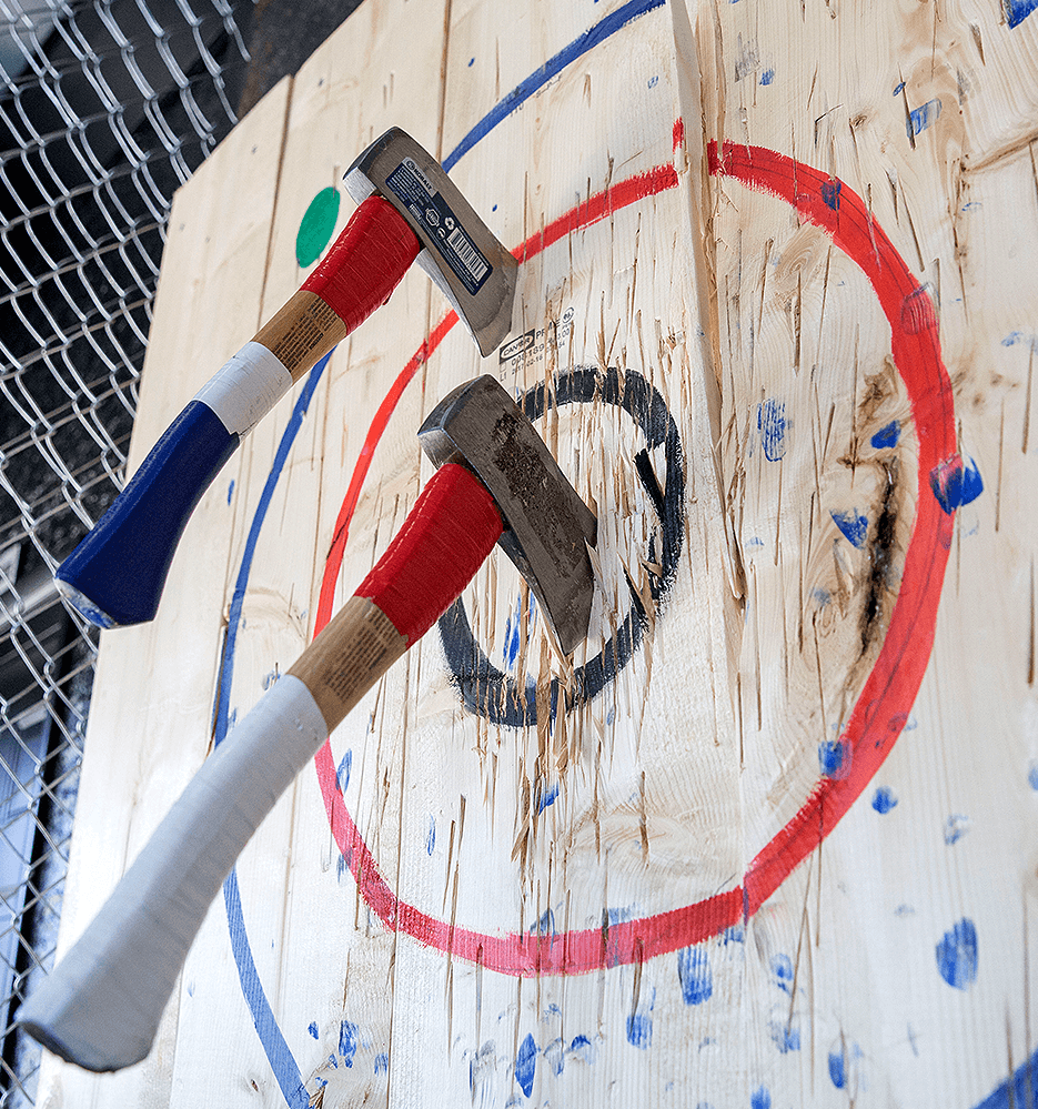 Budapest Axe Throwing