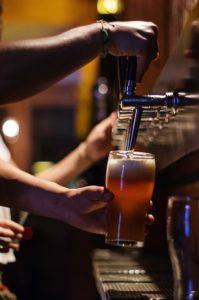 Brewery tour Budapest