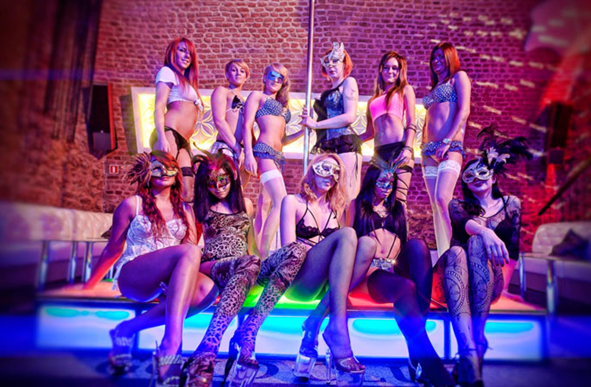 Prostitutes in Krakow