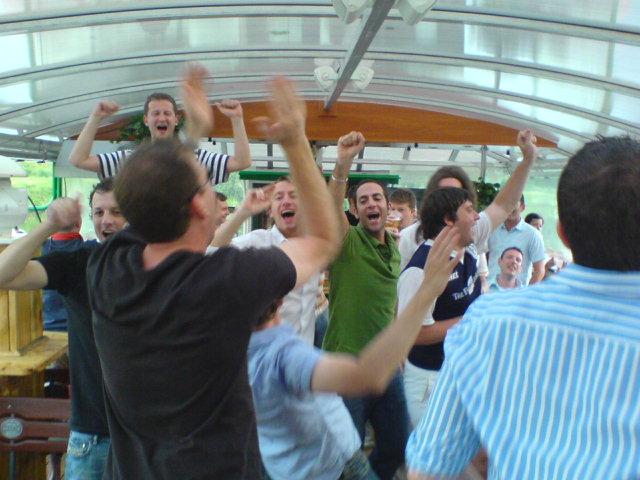 Party Boat Krakow