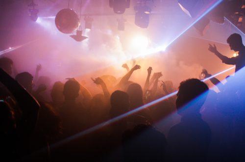 Night Club Entry Budapest